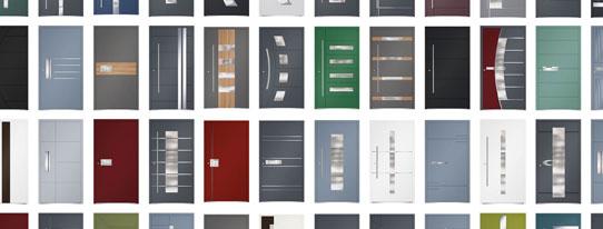 Aluminium-deuren